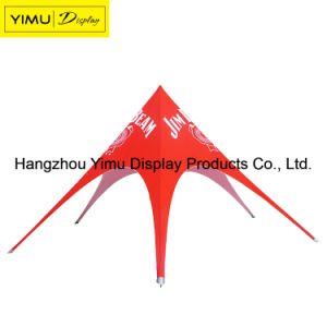 Star Tent with Special Design with Awning pictures & photos