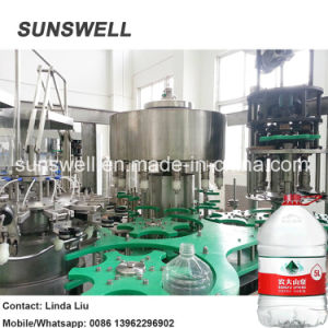 5L to 10L Bottle Drinking Water Filling Machine pictures & photos