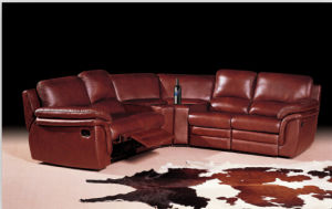 Home Furniture Living Room Sofa with Sectional Recliner pictures & photos