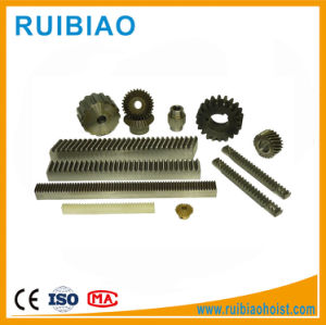 G60 Steel Customized OEM Steel & Flat Gear Rack pictures & photos