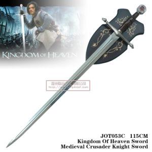 Kingdom of Heaven Swordmedieval Crusader Knight Sword 115cm Jot053c pictures & photos