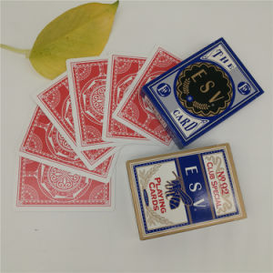 Factory Custom Self-Created Brand Black Core Playing Cards pictures & photos