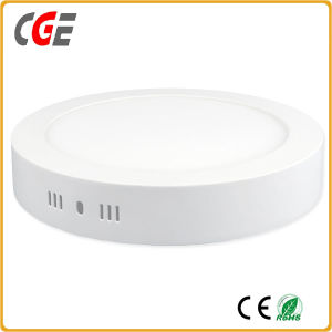 Double Color Round LED Panel Light LED Ceiling Light LED Panel Lighting LED Downlight High Lumen 2017 pictures & photos