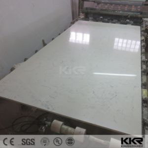 10 Years Warranty High Glossy Artificial Quartz Stone pictures & photos