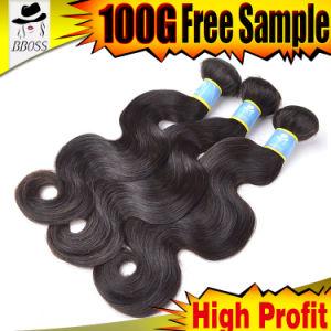 Natural Human Hair, Brazilian Hair Extension, Virgin Hair pictures & photos