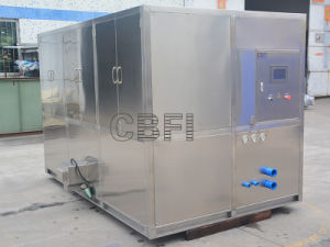 Industrial Edible Cube Ice Maker for Wines, Beverage pictures & photos