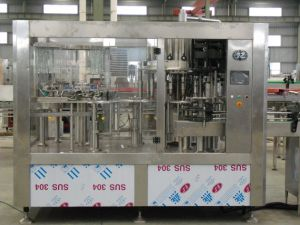 Jr18-18-6 Washing Filling Capping Three in One Machine pictures & photos