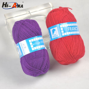 Made with Important Materials Dyed Wool Yarn Wholesale pictures & photos