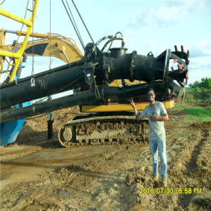 High Quality Hydraulic Sand Mud Dredger pictures & photos