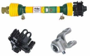 Pto Shaft with Shear Bolt Torque Limiter for Agriculture Machinery pictures & photos