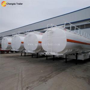 3 Axles 50000L Fuel Tanker Trailer Export to Nigeria pictures & photos