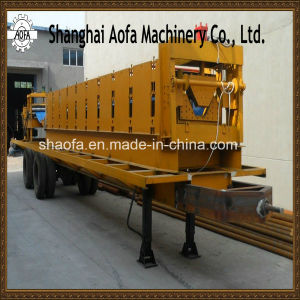 Aofa 914-610 Arch Sheet Q Span Roll Forming Machine pictures & photos