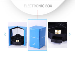 Exquisite Convenient Waterproof Paper Cardboard Electronic Package Box pictures & photos