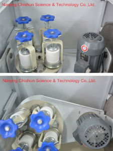Pmqw12L Laboratory All-Round Omnibearing Planetary Ball Mill pictures & photos