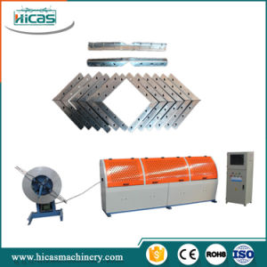 Nailless Wood Case Making Steel Stripe Making Machine pictures & photos