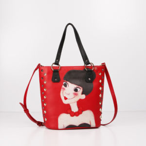 Xy9906. PU Bag Ladies′ Handbag Fashion Handbag Women Bag Designer Bag Shoulder Bag Handbags pictures & photos