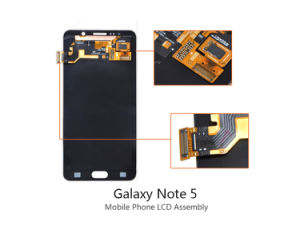 Mobile Phone Touch Screen Display LCD for Samsung S5/S7/Sony/Huawei/iPhone pictures & photos