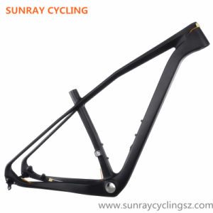 2017 Mountain Bike 29er Carbon Bicycle Frame pictures & photos