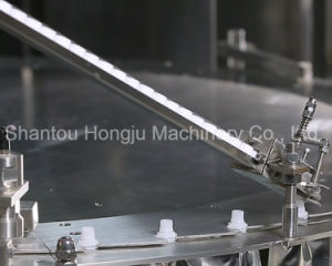 Small Capacity Pouch Bag Filling and Capping Machine for Liquid Yogurt pictures & photos