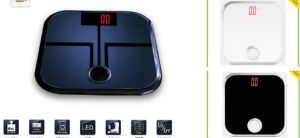 Ios Android Bluetooth Electronic Smart Body Fat Digital Weighing Scale pictures & photos
