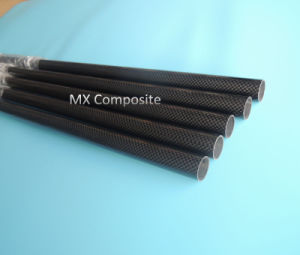 3k Carbon Fiber Tube for UVA Wing Tube pictures & photos