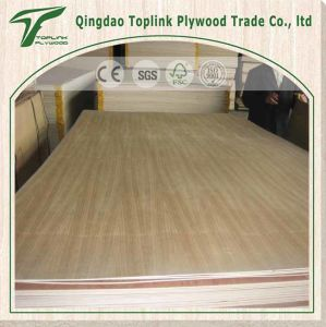 E1/ E0 Glue Poplar Wood Veneer Plywood for Furniture pictures & photos