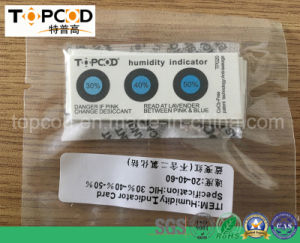 30% 40% 50% Small Size OEM Humidity Indicator Card pictures & photos