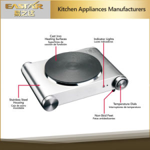 GS A13 Classic Design High Quality Stainless Steel Single Hot Plate pictures & photos