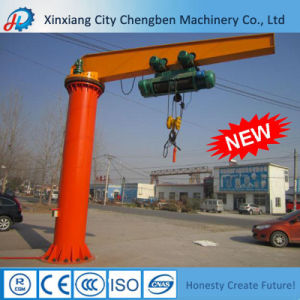 Column Mounted 10 Ton Rotate Jib Crane for Construction pictures & photos