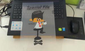 A4 L Shape Presentation Folder ( file bag) pictures & photos