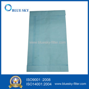 Blue Paper Vacuum Cleaner Bag for Daewoo RC105 pictures & photos