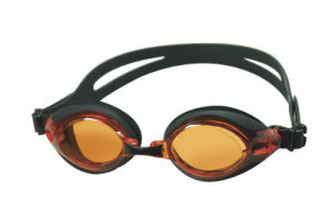 High Quality Changeable Size Silicone Swimming Goggles pictures & photos
