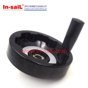 Black Bakelite Control Handwheel for Machine Lathe pictures & photos