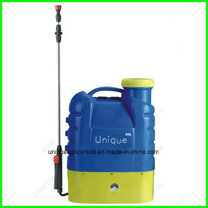 Ce Standeard Knapsack Electric Sprayer (UQ-20C-1) pictures & photos