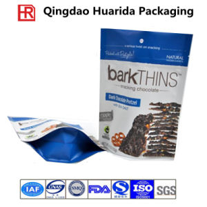 Coffee Bean Plastic Packaging Bag with Ziplock pictures & photos
