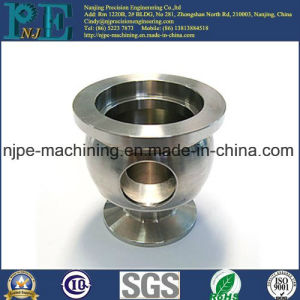 OEM and ODM Precision CNC Machining Ti Gr 5 Parts pictures & photos