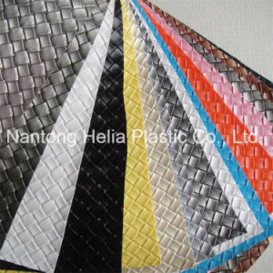 PVC Decorative Leather, PVC Furniture Leather pictures & photos