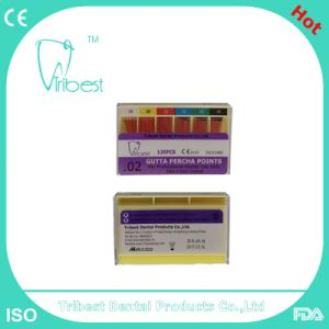 Dental Absorbent Paper Points/ Gutta Percha Points pictures & photos