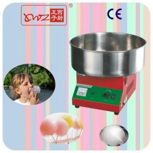 Hot Selling Automatic Commercial Electric Flower Cotton Candy Machine pictures & photos