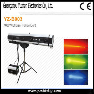 IP20 Stage 4000W Follow Spot Light pictures & photos