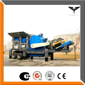 Crusher Series Mobile Jaw Crushing Mini Stone Crusher Plant pictures & photos