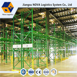 Electrastic Powder Coating Heavy Duty Pallet Racks From Nova Logistics pictures & photos