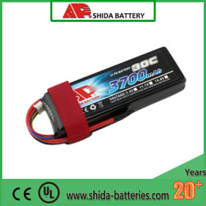 3700mAh 30c 11.1V RC Model Airplane Helicopter Lipo Battery pictures & photos
