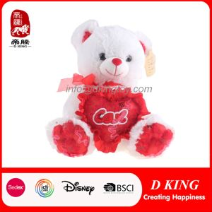 New Design Teddy Bear for Valentine′s Day pictures & photos