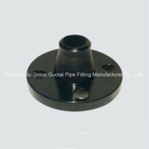 16mn Carbon Steel Weld Neck Flange pictures & photos