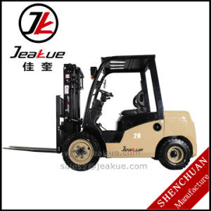 China High Quality Mitsubishi Engine 2t-3t Counterbalance Diesel Forklift pictures & photos