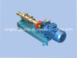 Xinglong Micro Metering Screw Pumps for Dosing Polymer, Glue, and Other Liquids pictures & photos