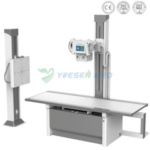 Hospital Medical Fixed Whole Body Parts Checking 500mA 50kw Digital X Ray Machine pictures & photos