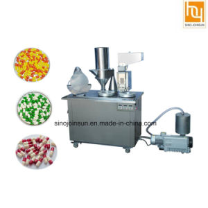 Capsule Sealing Machine of Semi-Automatic Capsule Filling pictures & photos