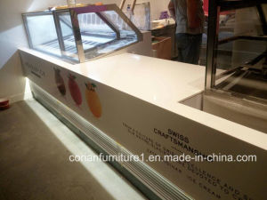 Food Counter, Cafe Selling Counter Used in Malls and Lobby pictures & photos